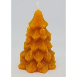 Stromček vianočný - sviečka...
