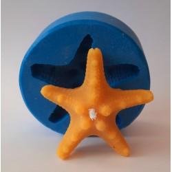 Morská hviezda - silikónová...